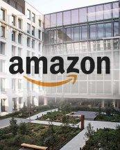 Amazon inaugura su nueva oficina corporativa en espa a for Oficinas amazon madrid