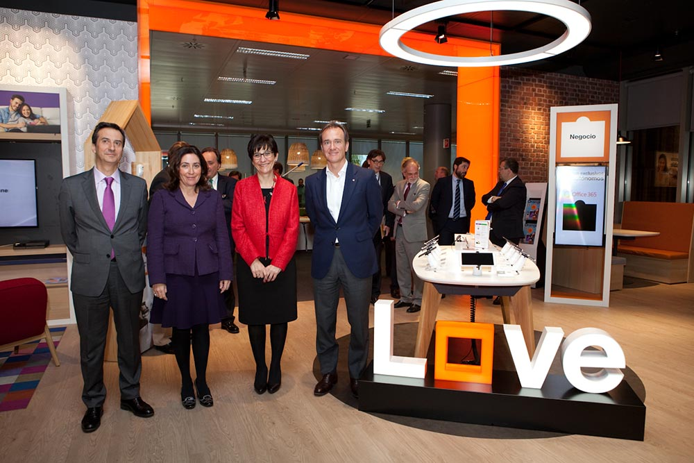 orange inaugura su nueva 39 oficina flexible 39 en madrid