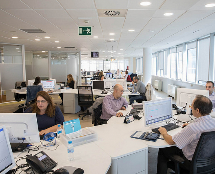Talentstreet equipos talento for Oficinas gas natural madrid